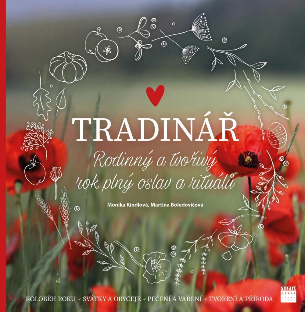 Obálka knihy Tradinář