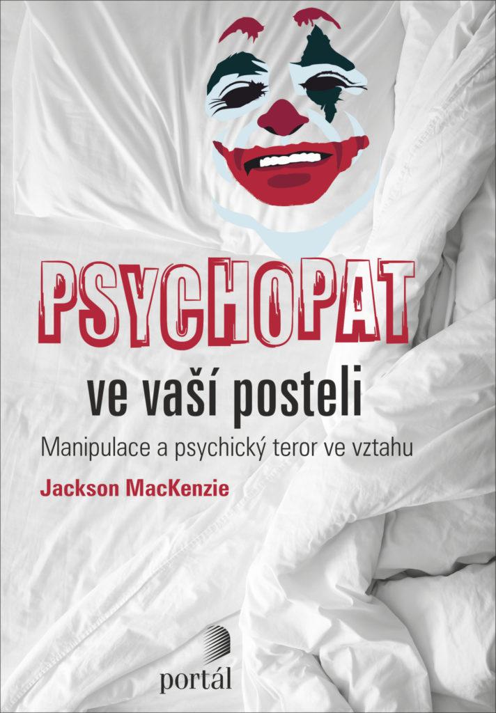 psychopat ve vaší posteli, jackson mackenzie